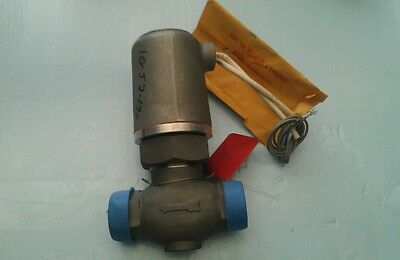 Atkomatic Valve  Model No. 15830-Wp 3/4 Npt Port