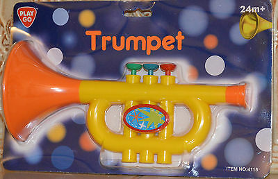 Happy Party Trompete 24 cm Trumpet NEU ovp