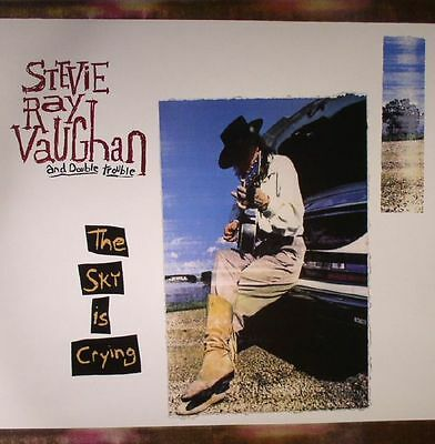 VAUGHAN, Stevie Ray/DOUBLE TROUBLE - The Sky Is Crying - Vinyl (LP)