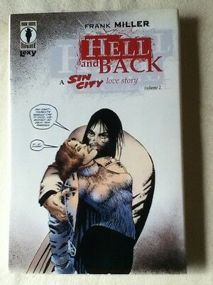 Hell and Back  A Sin City Love Story  2002 vol.2  F.Miller
