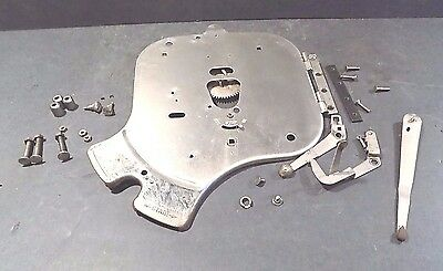 Phonograph Columbia Parts Motor Plate , Brake Arm, Speed Control Arm , Misc.