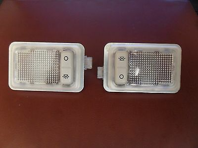2x Interior light for FORD MONDEO MK3 '01-'07 2.0PETROL DURATEC HE
