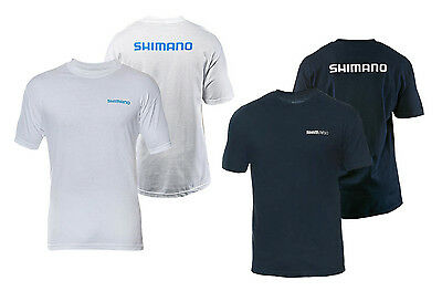 SHIMANO SHORT SLEEVE COTTON TEE select sizes