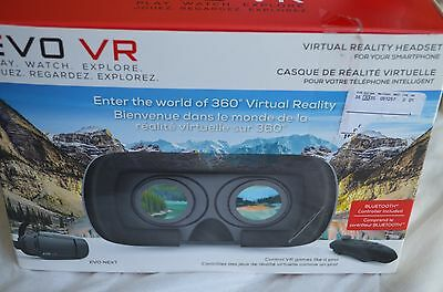 Evo Vr - Virtual Reality Headset For Your Smartphone