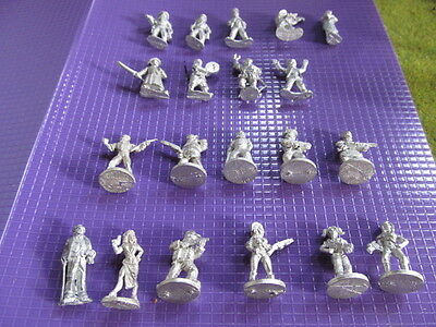 Call of Cthulhu Gothic Horror, 1920's Gangster & Tech RPG Roleplaying Miniature