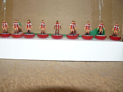 Coventry City 1981-83 Away Kit Subbuteo Top Spin Team