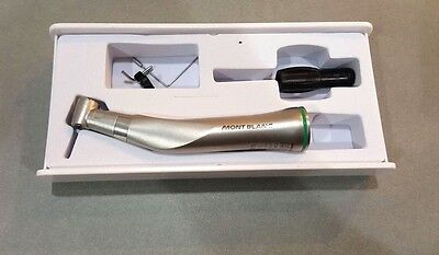 Mont Blanc 20:1 Push Button Dental Implant Handpiece Low Speed Contra-Angle
