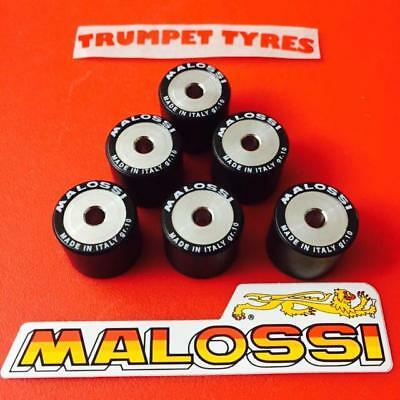 VESPA LX 125 LXV 125  19 X 17 x 10gr Gram Malossi Roller Weights Rollers Set