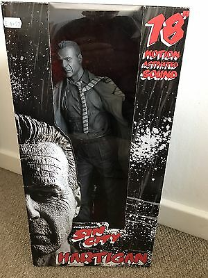 "Neca 18"" Sin City Bruce Willis as Hartigan"