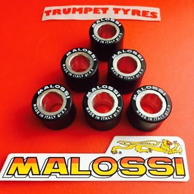 APRILIA SPORT CITY ONE 50 19 X 15.5 x 6.5gr Gram Malossi Roller Weights Set