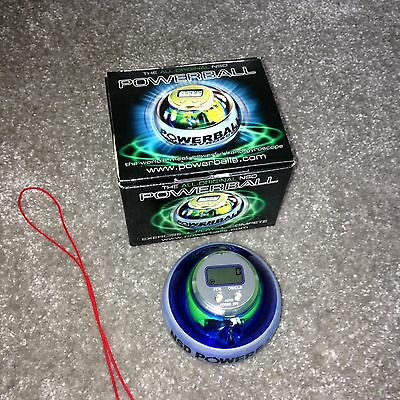Nsd Power Ball Powerful Hand Gyroscope Exercise Play Compete Vgc