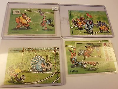 kinder dribbel boys puzzle all four 4