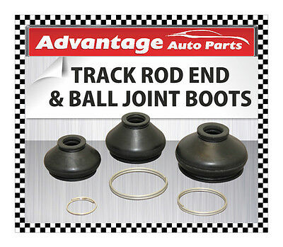 Rover Sprite 1 Track Rod End Bar and Ball Joint Dust Cap Cover Boot - Medium x 2