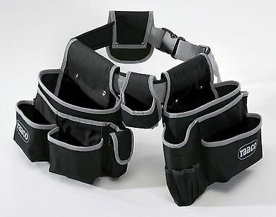 Raaco 760096 Professional Heavy Duty Padded Tool Belt Pouch Holder