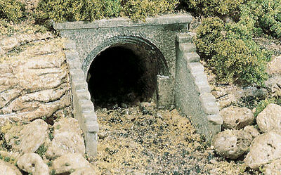 Model Train HO/OO Arch Culverts - 2 in a pack from Woodland Scenics