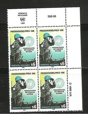 United Nations/Vienna SC # 90 Peace-Keeping Force Type . MNH