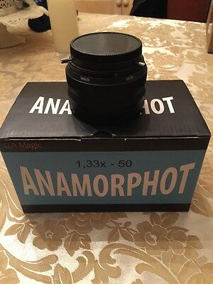 Slr Magic Anamorphot 1.33x 50 DSLR Anamorphic Lens Adapter