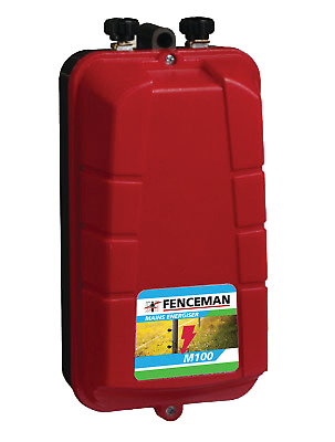 Fenceman M100 Electric Fence Mains Energiser