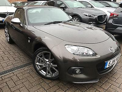 2014 Mazda MX-5 I ROADSTER SPORT VENTURE Petrol grey Manual