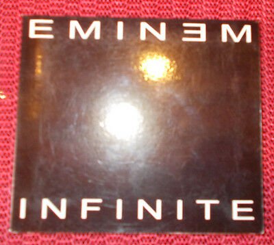 eminem infinite original 1996 detroid