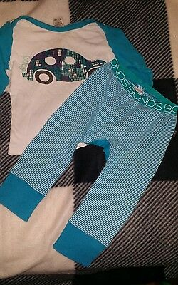 Bonds boys car vintage rare  size 1 ~ 2 peice set