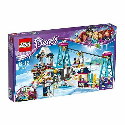 NEW LEGO Friends Snow Resort Ski Lift 41324