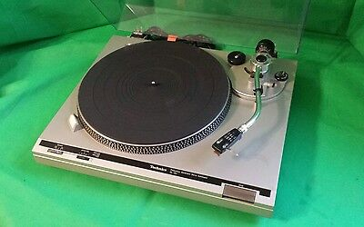 TECHNICS SL-B2 Turntable with Shure N75 combo and new belt.