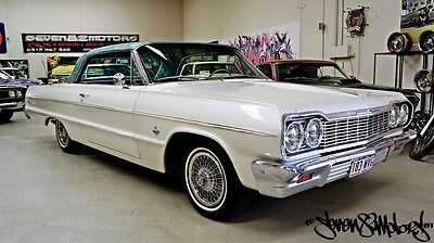 1964 Chevy Impala coupe 409 big block v8. Suit SS Chevelle Camaro Galaxie