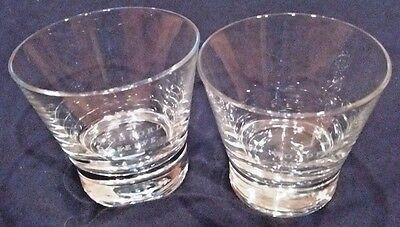 Woodford Reserve Kentucky Straight Bourbon Whiskey Glass Set Of 2