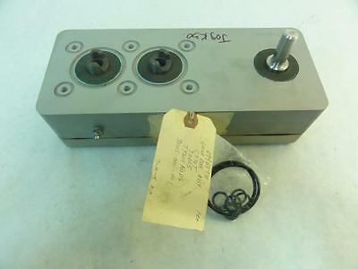 """170740 Old-Stock, Ross Industries 9968910 Gearbox Assembly, 5/8"""" Shaft OD"""