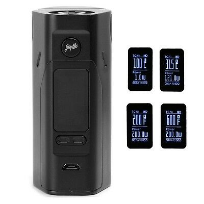 Wismec Reuleaux RX2/3 by JayBo Powered by 2 or 3 18650 mAh Authentic Wismec 200W