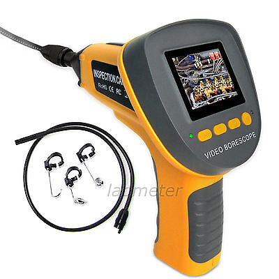 Industrial Endoscope Borescope Inspection Camera Waterproof Snake Tube Scope
