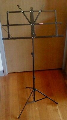 Sheet Music Stand - Jam Stand Brand JS-CMS100 - BRAND NEW IN BOX - RRP $29.99