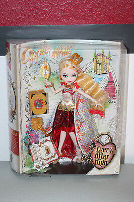 Ever After High,Apple White, Puppe, doll