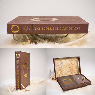 Elder Scrolls Online | Hero's Guide To | Extreme Rare | Like New