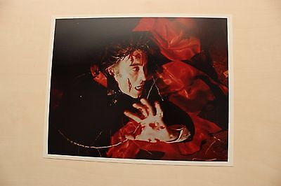 Hammer Horror - The Satanic Rites Of Dracula  Christopher Lee Colour 10X8 Photo