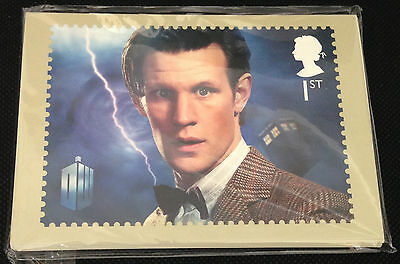 Royal Mail PHQ 374 Cards 2013 DOCTOR WHO - Set of 17 - NEW AND SEALED