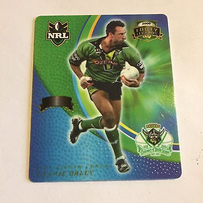 NRL Tazo Footy Legends Parramatta Eels Laurie Daley