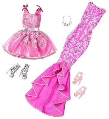 Barbie Doll Clothes Night Fashion - Glam Party Outfits - BCN74 - New
