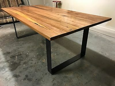 Recycled Reclaimed Hardwood Timber Dining Table