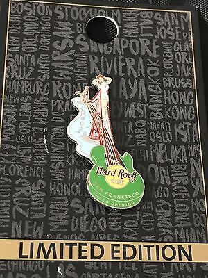Hard Rock Cafe San Francisco Grand Opening Pin