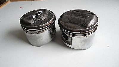 Honda CX 500 2 Kolben piston original  78 mm Standartmaß