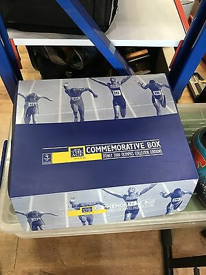 The Age Commemorative Box Sydney 2000 Olympics Collector Editions