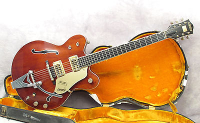 1966 Gretsch Chet Atkins Nashville/6120 - Andy Baxter Bass & Guitars
