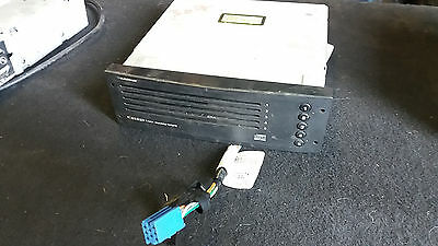 Peugeot 307 5 Disc Blaupunkt In Dash Cd Changer 96365979Xt With Lead