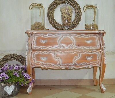 Chest Of Drawers Mahogany Dresser French Antoinette Furniture Cabinet Vintage