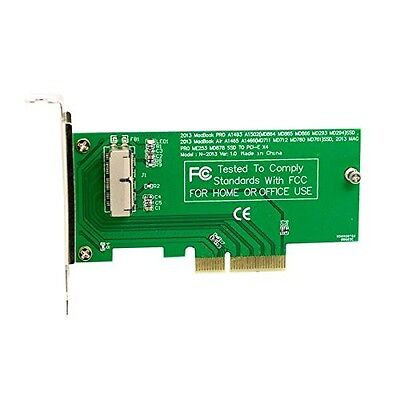 008503 PCI Backplane Adapter for Mounting 2.5 SSD//HDDs Into Vacant PCI Slot