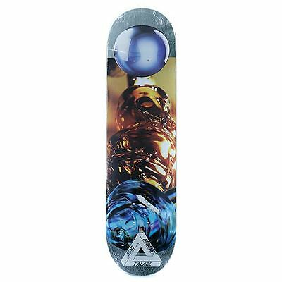 """Palace Skateboards Rory Spheres Skateboard Deck 8.1"""" New Free Grip + Delivery"""