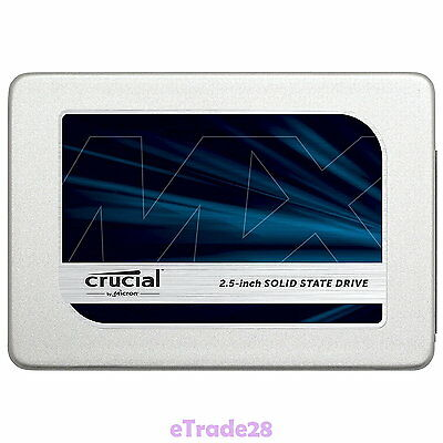"Crucial MX300 275GB Solid State Drive 275G 2.5"" Internal SATA SSD CT275MX300SSD1"