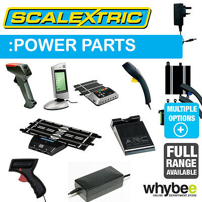 New! Scalextric Power & Control Parts & Accessories - Spares - Controllers New